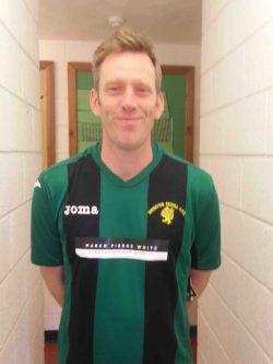 Matt Lenny. Striker Previous club St Thomas's Kent