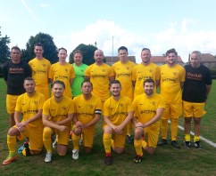 New away strip sponsored by Butcombe Brewers