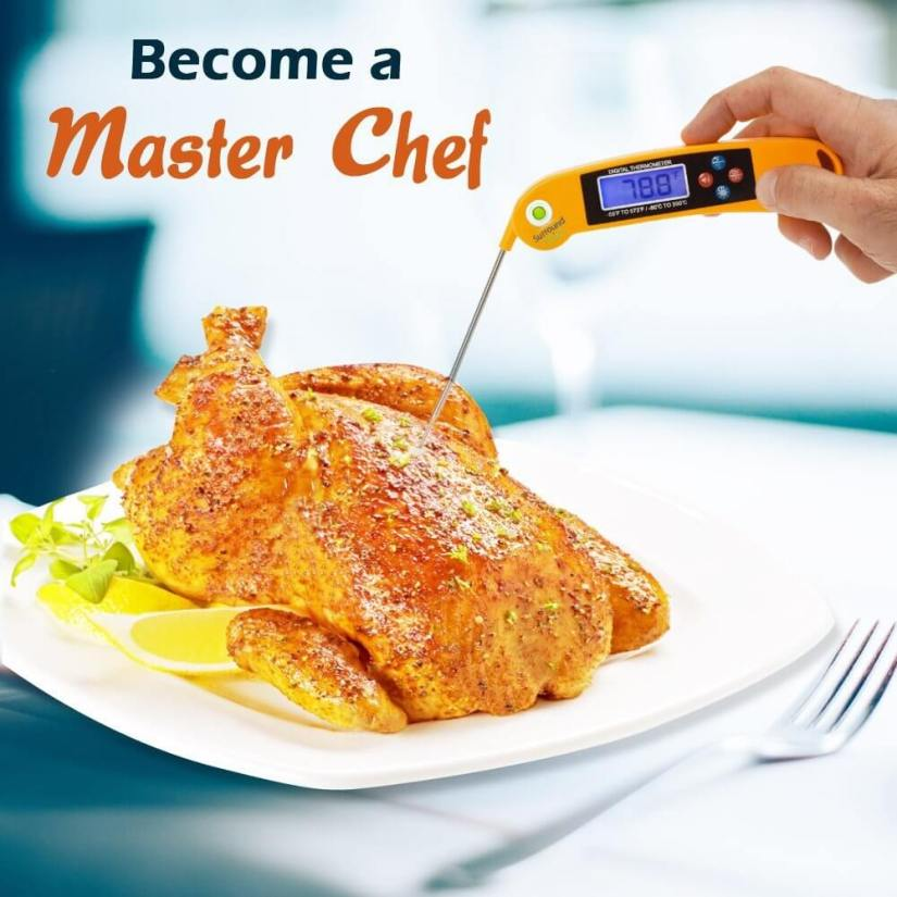 Master Chef Kitchen Thermometer