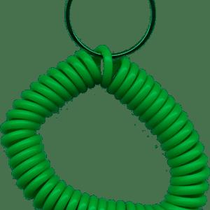 Green wrist coil