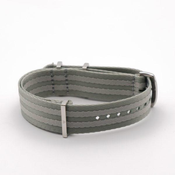 Wrist-hardware-paramo-watch-rally-stripes-nylon--military-strap-black-dial-rally-stripes-strap-military-watch-strap-316L-stainless-steel-nylon-band-strap-polished