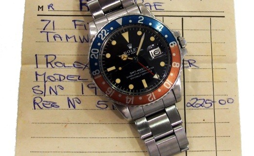 Selling this magnificent Rolex GMT-Master was my biggest mistake!