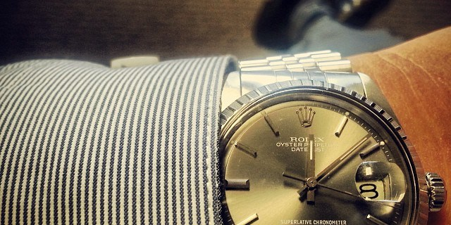 Rolex Datejust Oyster Perpetual 1603