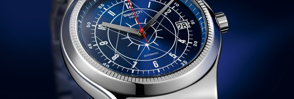 A Modern Twist on a Beloved Favorite: Swatch Sistem51 Irony