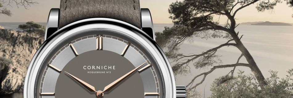 Roquebrune N°2 by Corniche Watches