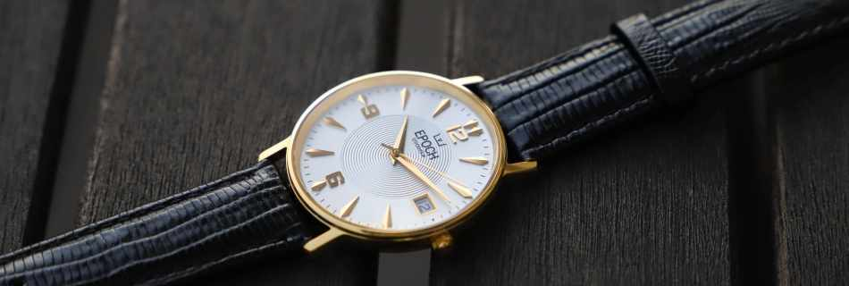 Epoch Watches – A Swedish Watch Brand Praising Scandinavian Design Ideals