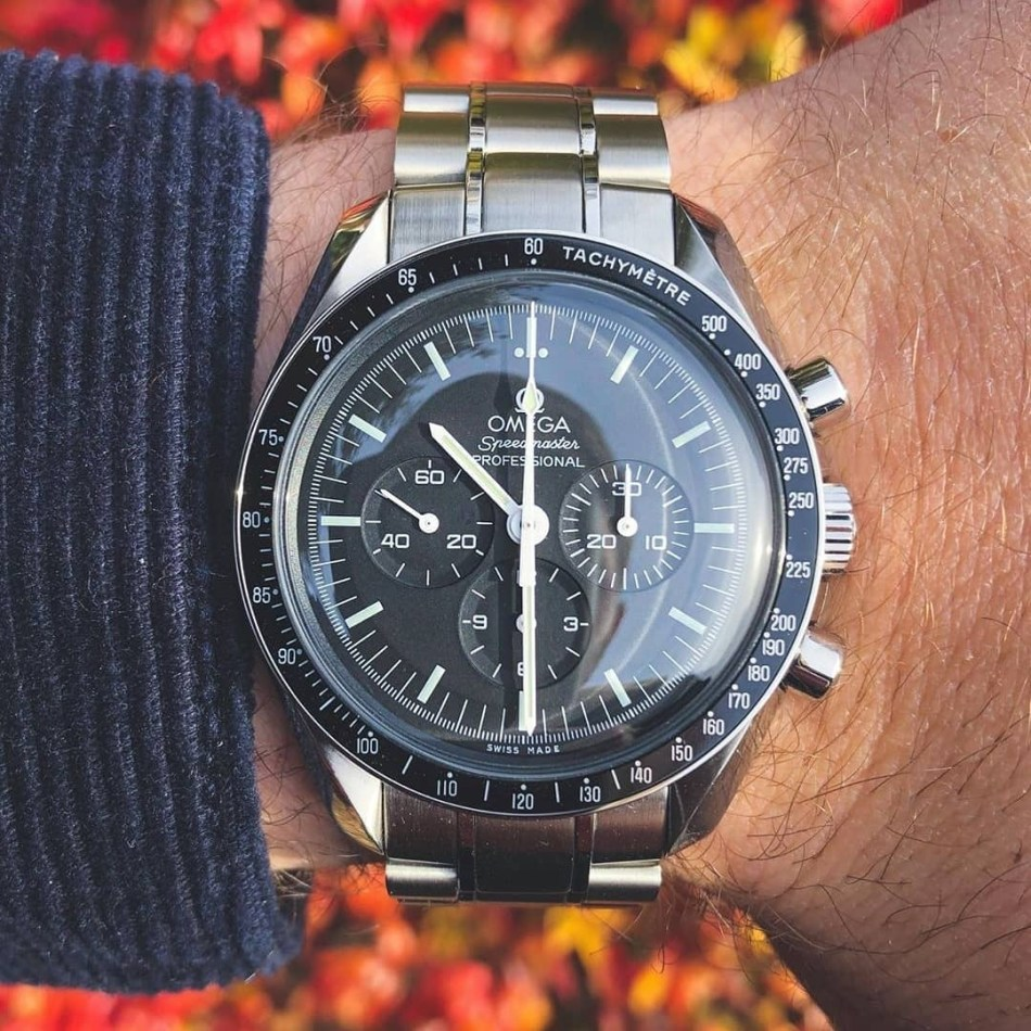 omega speedmaster by thewatchwhore