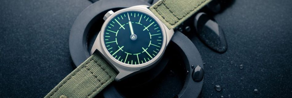 Subdelta Quattro – New Eye-Catching Timepiece From The Dutch Microbrand