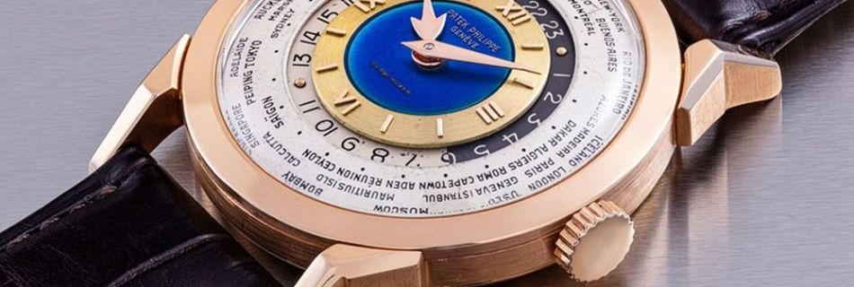 The 5 most expensive watches sold at auction