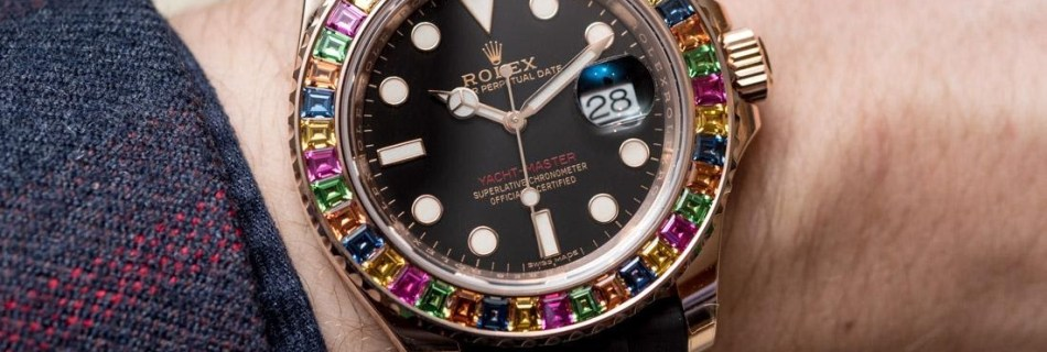 Rolex Haribo – Yacht-Master 116695SATS Complete Guide