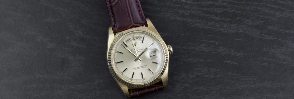 Top 5 Reasons to Buy a Vintage Watch