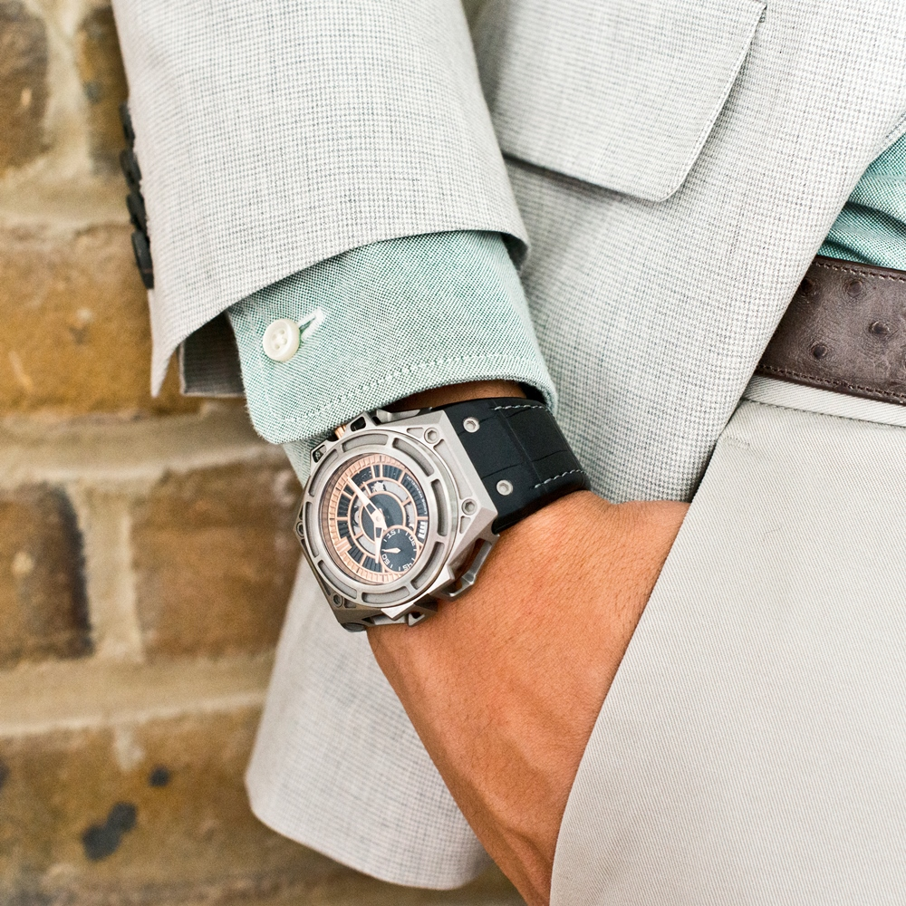 Photography by Adam Priscak for Watchanish