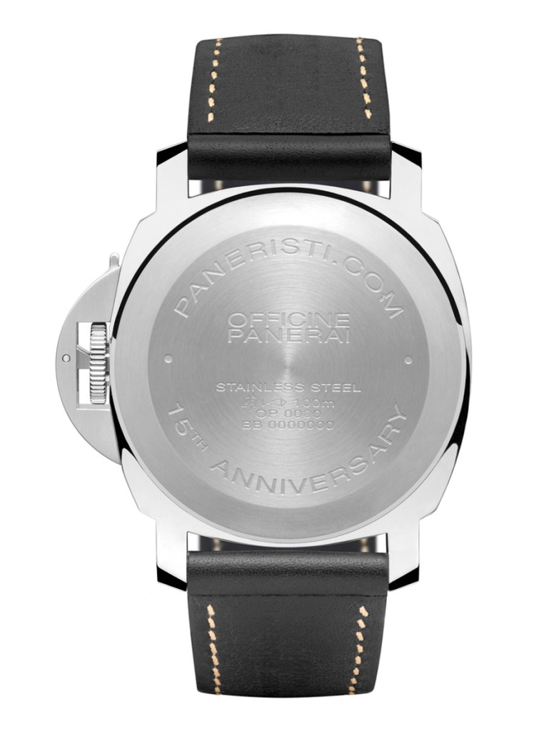 PANERAI LUMINOR PANERISTI 15TH ANNIVERSARY PAM00634 copy watches