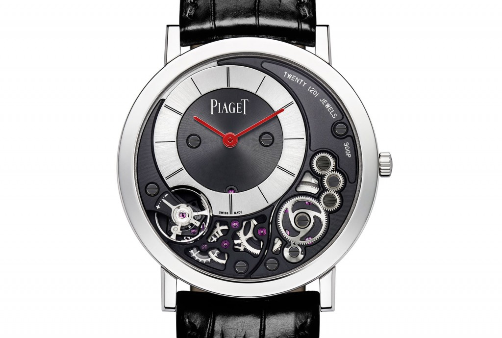 Piaget Altiplano 900P Only Watch 2015 3