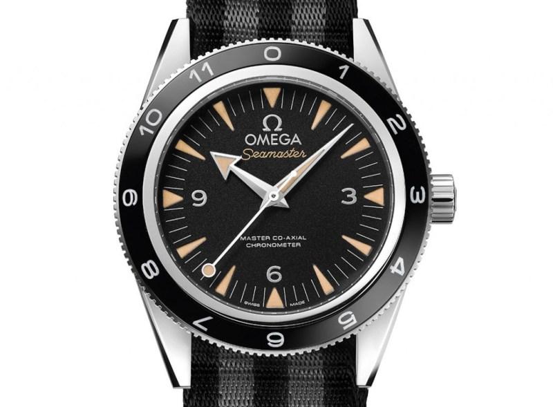 Omega Seamaster 300 SPECTRE James Bond 3