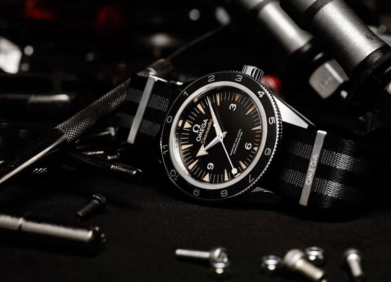 Omega Seamaster 300 SPECTRE James Bond 4