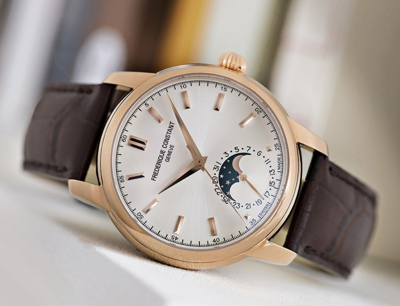900159e3474 Frederique Constant Manufacture Classic Moonphase FC-715V4H4 02. In 2015