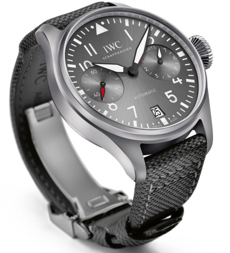 "IWC Schaffhausen Big Pilot's Watch Edition ""Patrouille Suisse"" (Ref.IW500910) 1"