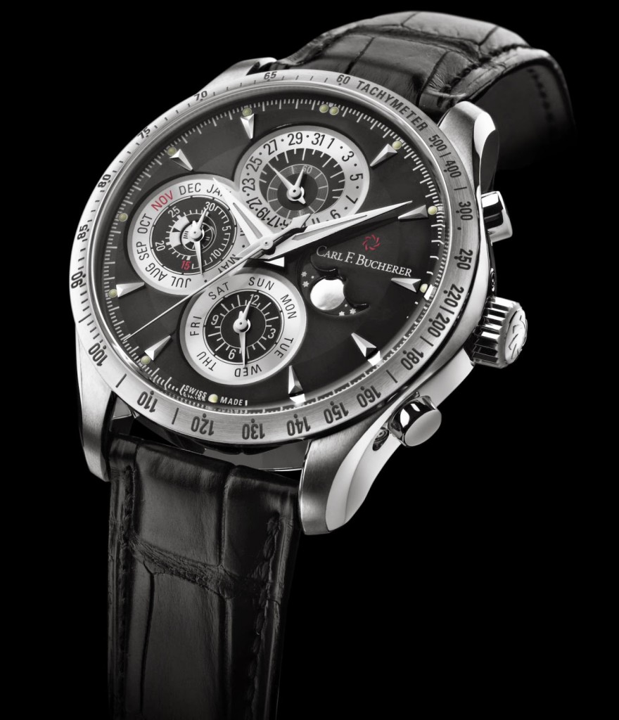 Carl F. Bucherer Manero ChronoPerpetual Only Watch 2015 -1