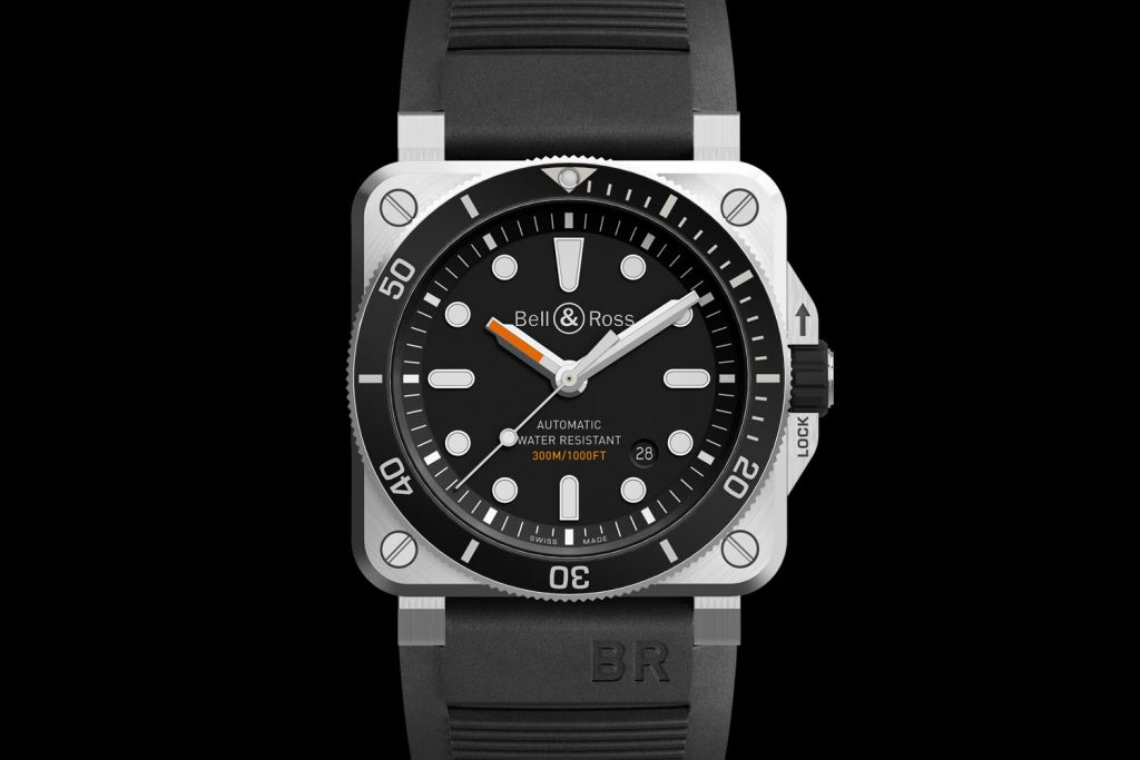 Bell And Ross Watches >> Baselworld 2017 Bell Ross Br03 92 Diver Watch