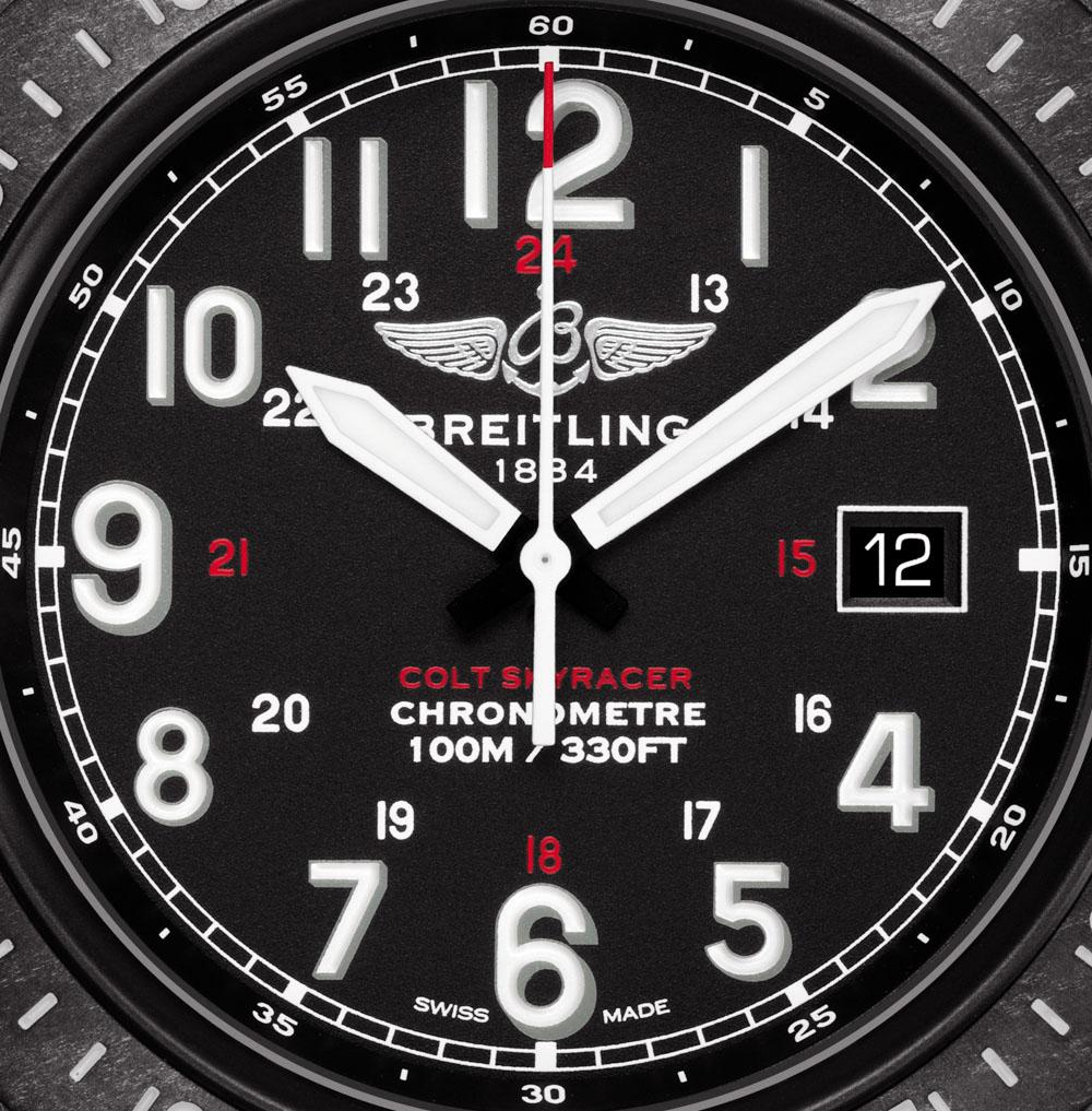 Pre Baselworld 2017 Breitling Colt Skyracer Watch