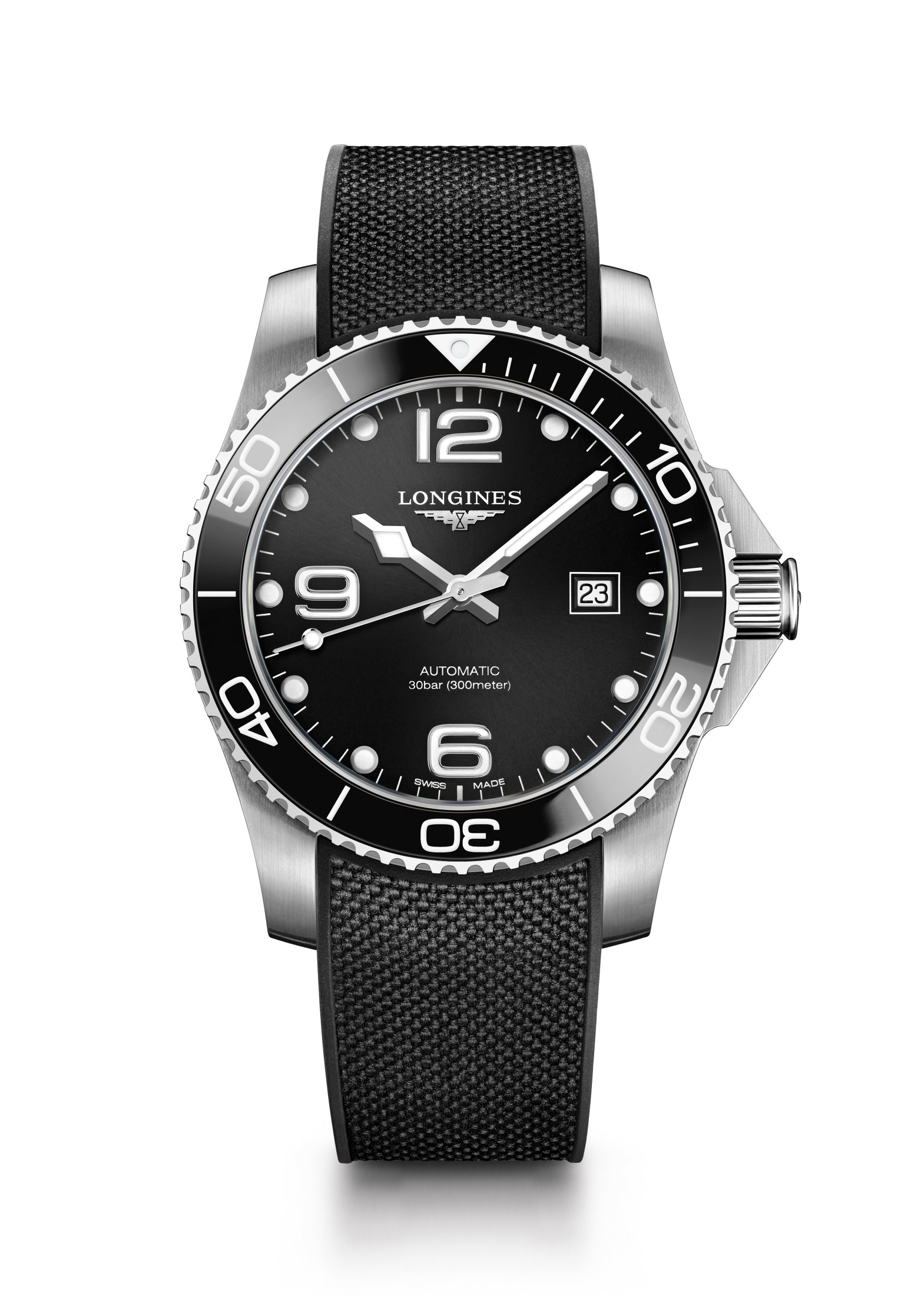 Baselworld 2018: Longines HydroConquest Dive Watch With