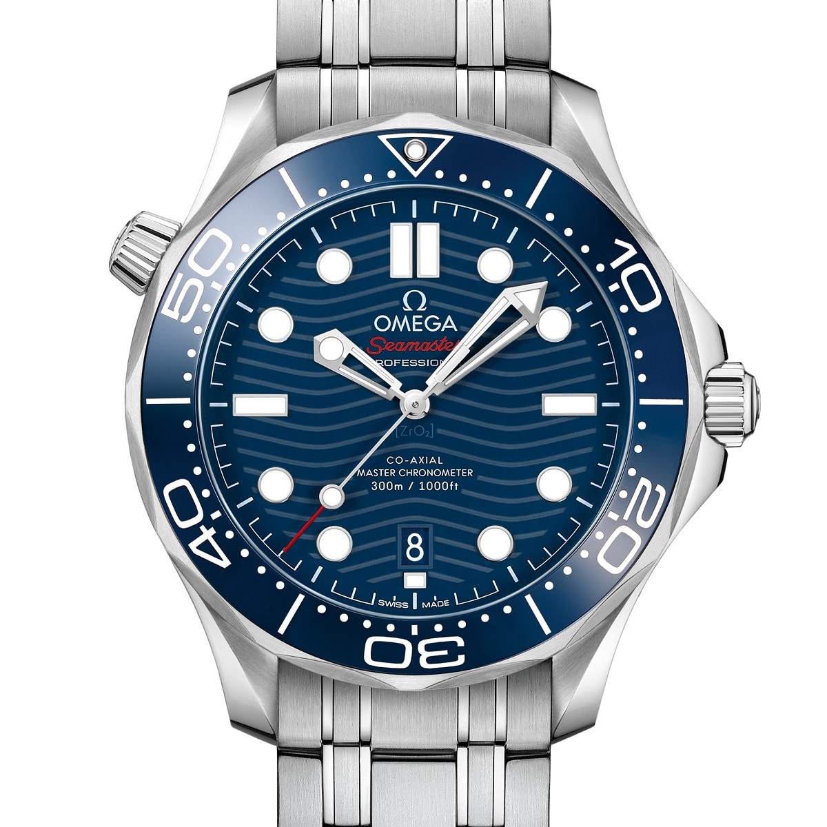 Baselworld 2018 omega seamaster professional diver 300m watch - Omega dive watch ...