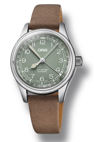 Oris-Big-Crown-Pointer-Date-steel-36mm-Baselworld-2018-1