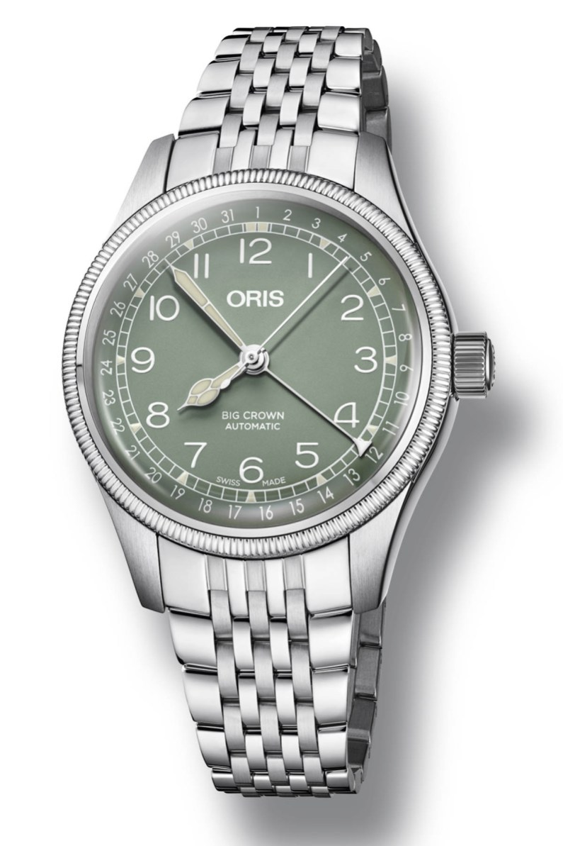 Oris-Big-Crown-Pointer-Date-steel-36mm-Baselworld-2018-2