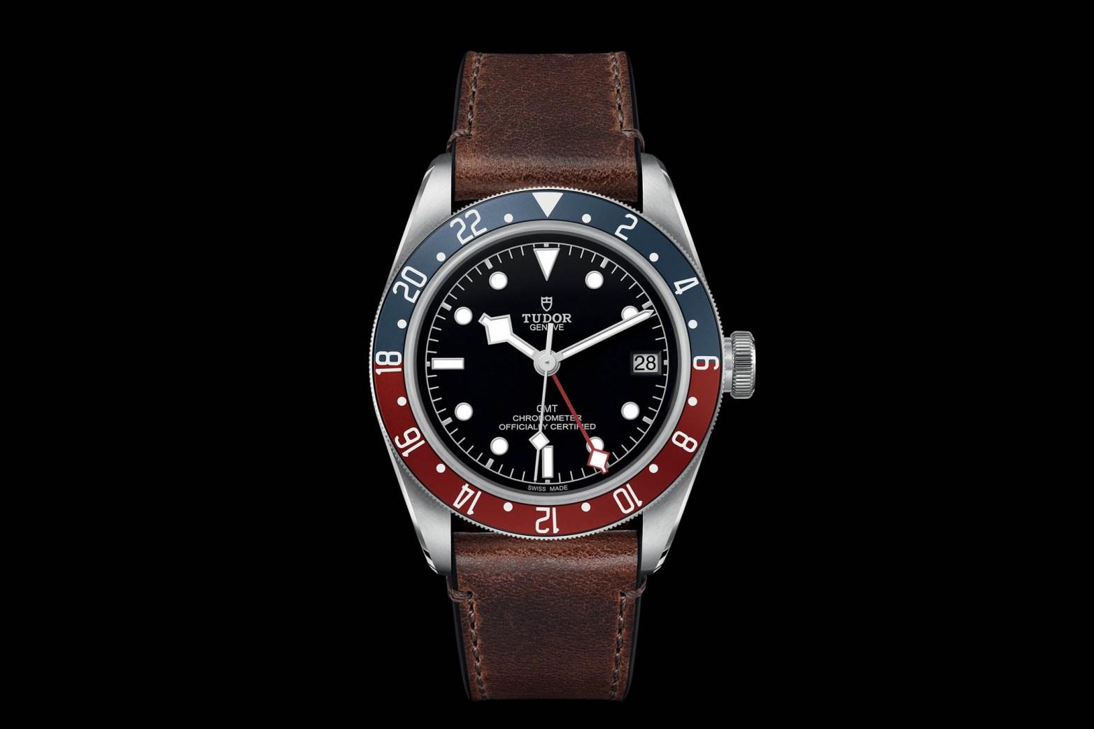 fae8bc411fa Tudor-Black-Bay-GMT-Pepsi-Bezel-79830RB-Baselworld-