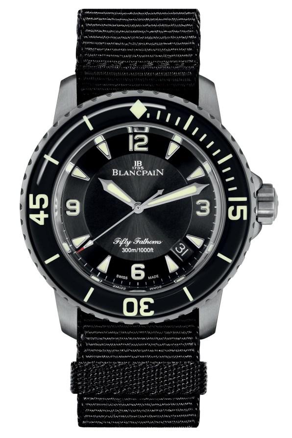 Blancpain-Fifty-Fathoms-Automatique-5015-Titanium-1