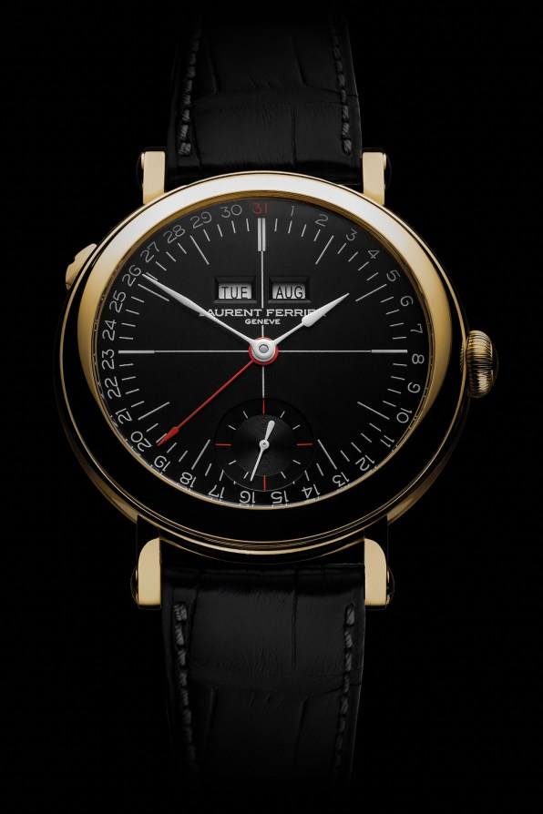 Laurent-Ferrier-Galet-Annual-Calendar-School-Piece-Opaline-Black-and-White-SIHH-2019-2