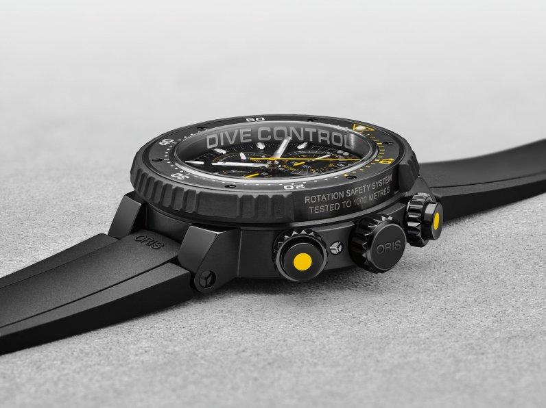 01 774 7727 7784-Set - Oris Dive Control Limited Edition - RSS 1