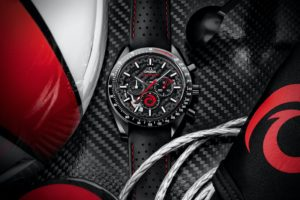 Introducing The Omega Speedmaster Dark Side Of The Moon 'Alinghi' Watch
