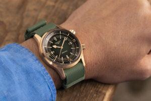 Introducing The Longines Legend Diver Bronze Watch