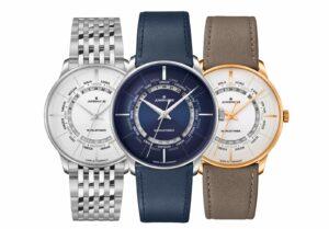 Junghans Meister Worldtimer Watches