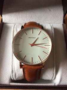 Brathwait Classic Slim watch