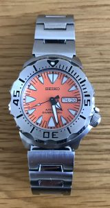 Seiko Orange Monster v2