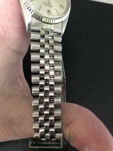 Rolex bracelet repair