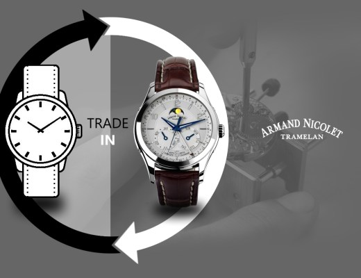 Armand Nicolet Trade In Scheme