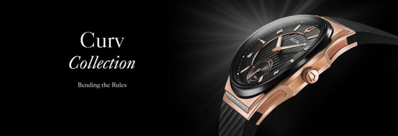 Bulova Watches Curv