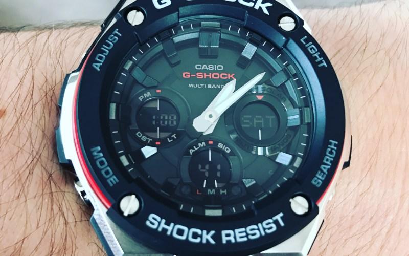 Casio G-Shock GST-W100D