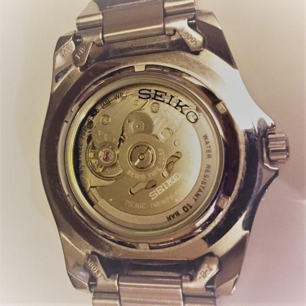 Seiko Sea Urchin SNZF15K1