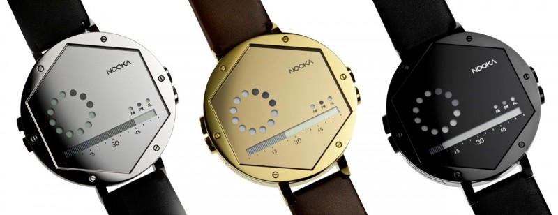 Nooka Zex Unique watches