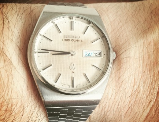 Seiko Lord Quartz