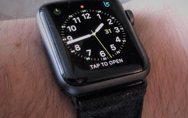 apple watch custom strap