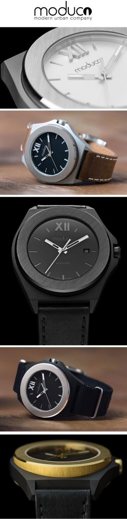 MUDOCU watches