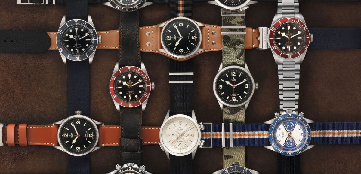 buying a wristwatch