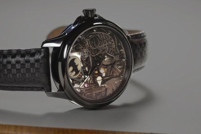Artur Akmaev's Batman watch
