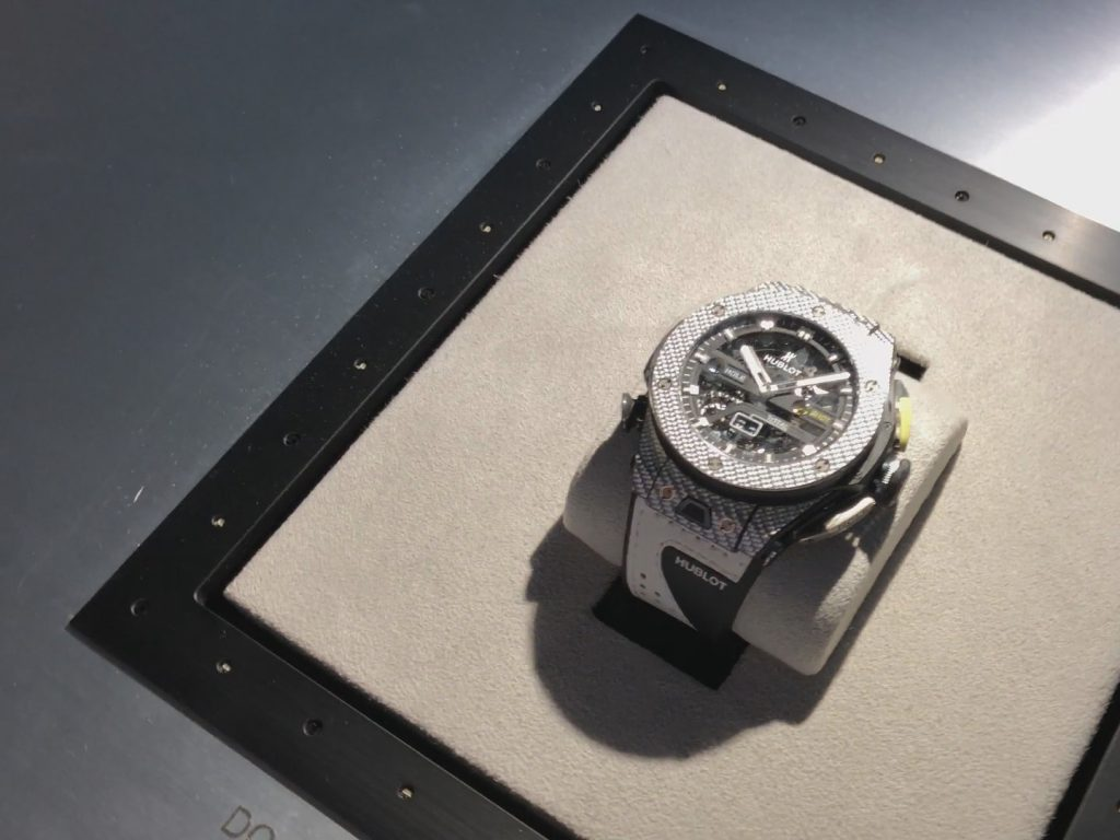 Baselworld Hublot